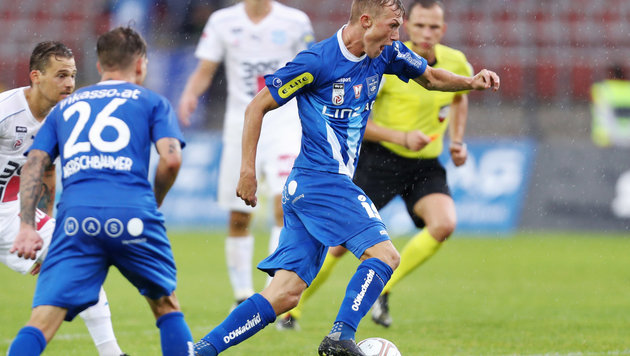 �FB-Cup: BW Linz vs. Rapid, FAC vs. Salzburg (Bild: GEPA pictures)