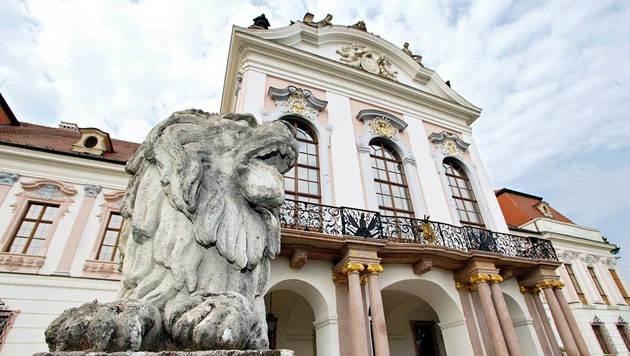 Hier auf Schloss Gödöllö verbrachte Elisabeth mehr Zeit als in Schönbrunn. (Bild: Reinhard Holl)
