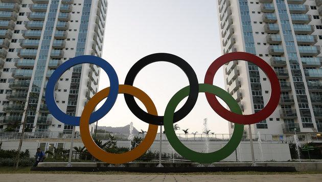 Bulgarischer Olympionike attackierte Zimmermädchen (Bild: AP)