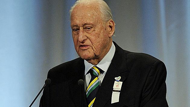 Ex-FIFA-Chef Havelange mit 100 Jahren gestorben (Bild: AFP)