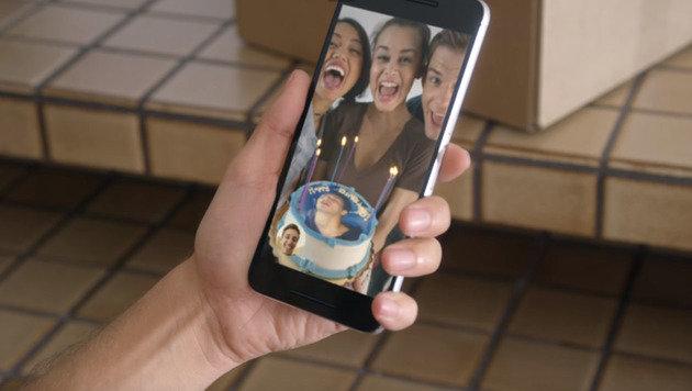 """Google startet mit neuer Videochat-App """"Duo"""" (Bild: YouTube.com/Google)"""