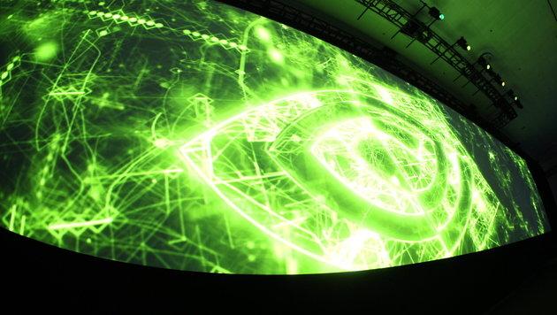 Nvidia pfercht Desktop-Grafikpower in Laptops (Bild: Nvidia)