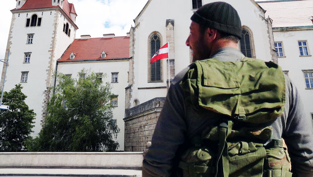 "Syrer (38) verließ Kaserne ""aus freien Stücken"" (Bild: Helmut Horvath, APA/AFP/STRINGER (Symbolbild))"