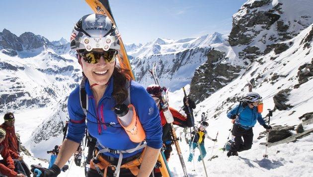 Fitnesscenter findet Pippa zu langweilig, sie  liebt die Herausforderung beim Leistungssport. (Bild: www.viennareport.at)