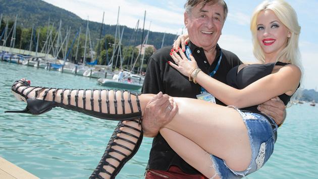 Richard und Cathy Lugners wunderbare 809 Tage (Bild: Viennareport)