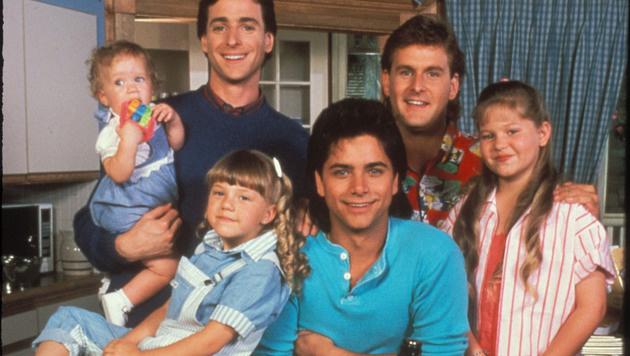 """Der Cast von """"Full House"""" (Bild: Viennareport)"""
