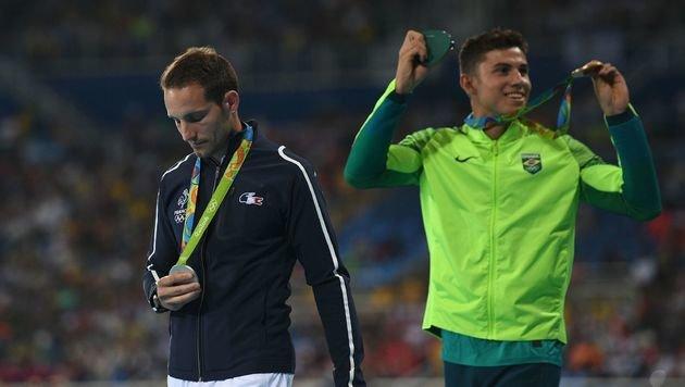 Wegen Buhrufen: Superstar weint bei Siegerehrung (Bild: AFP or licensors)