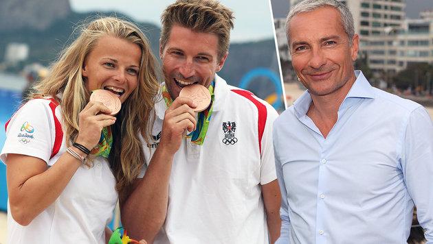 Auch Schweizer spotten! Pariaseks Rio-Hitparade (Bild: GEPA)