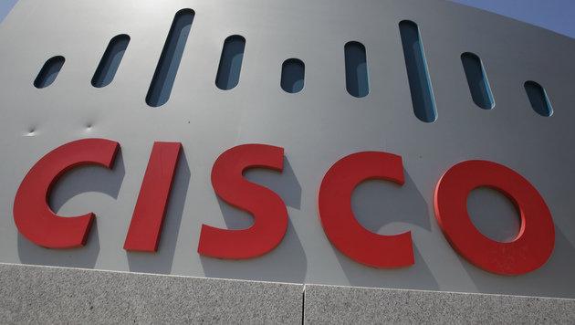 Cisco macht ernst: 5500 Mitarbeiter müssen gehen (Bild: AP)