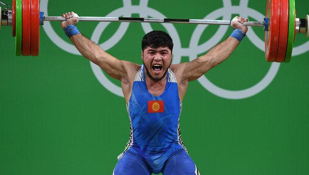 Isat Artykow (Bild: APA/AFP/GOH CHAI HIN)