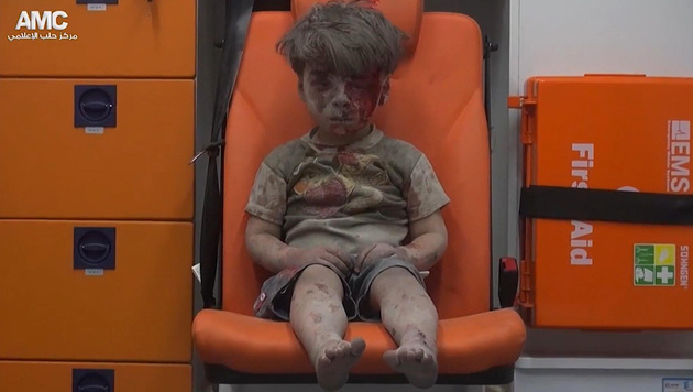 """Russische Medien: Foto ist """"gezielte Kampagne"""" (Bild: AP)"""