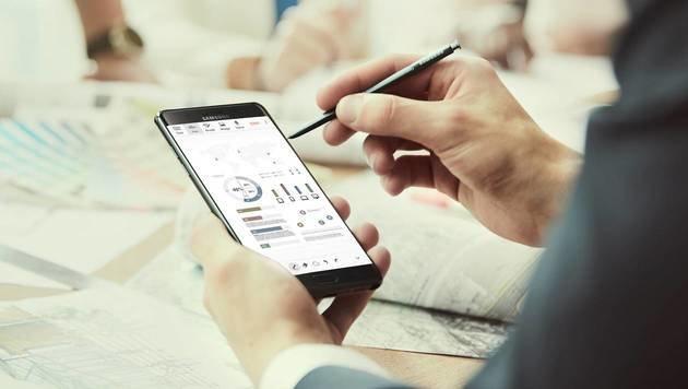 Samsung Galaxy Note 7 lässt weiter auf sich warten (Bild: Samsung)