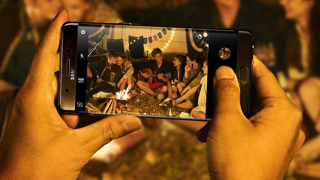 Samsung federt Note-7-Fiasko mit Verkäufen ab (Bild: Samsung)