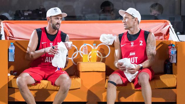 """Sportler sauer: """"Sind keine Olympia-Touristen!"""" (Bild: APA/EXPA/JOHANN GRODER)"""