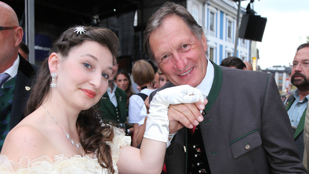 Sisi & Franz (Klammer) (Bild: Neumayr)
