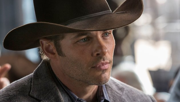 "James Marsden in ""Westworld"" (Bild: HBO)"