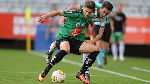 Lustenau stürzt FC Wacker noch tiefer in die Krise (Bild: GEPA)