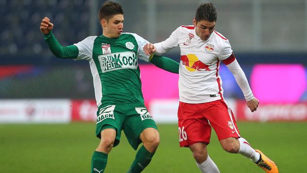RB Salzburg richtet den Fokus auf Mattersburg (Bild: GEPA)