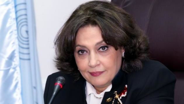 Staats-TV-Chefin Safaa Hegazy (Bild: Ali Khalid/masreiat.com)