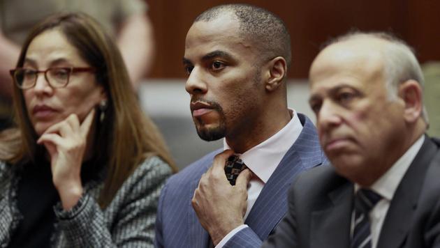 Vergewaltigung! 18 Jahre Haft für Ex-NFL-Star (Bild: AP)