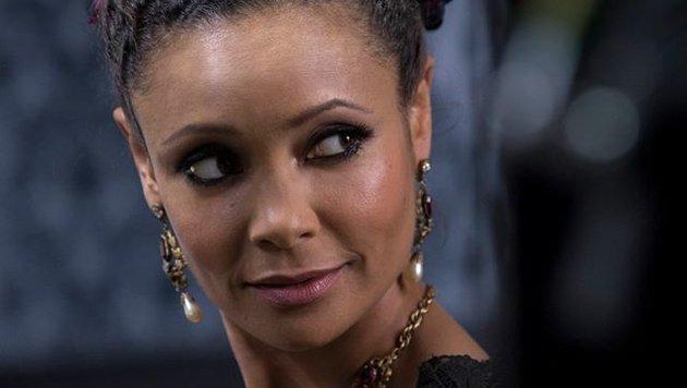 """Thandie Newton in """"Westworld"""" (Bild: HBO)"""
