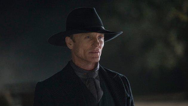 "Ed Harris in ""Westworld"" (Bild: HBO)"