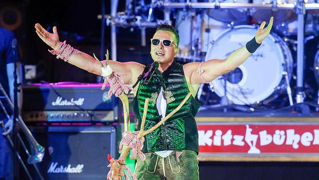 Andreas Gabalier, 'Volks-Rock-'n'-Roller' (Bild: Pressefoto Scharinger/Stefan Burgstaller)