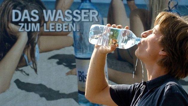 Deutsche Regierung: B�rger sollen Vorr�te anlegen (Bild: dpa/dpaweb)