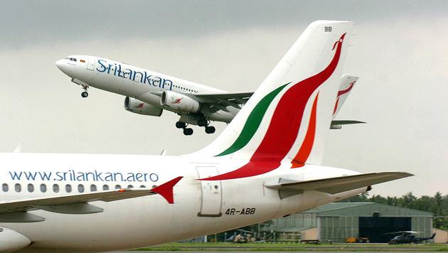 Betrunkener Pilot wollte nach Sri Lanka fliegen (Bild: LAKRUWAN WANNIARACHCHI / AFP / picturedesk.com)