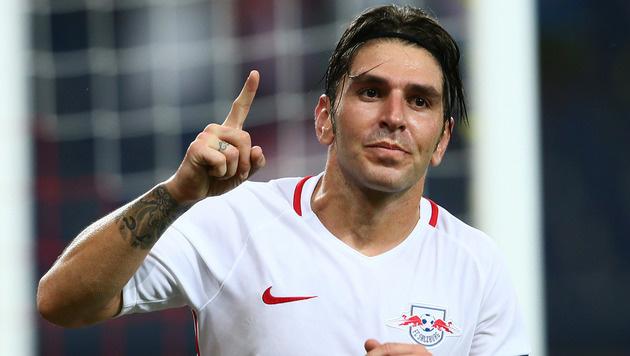 Bullen bangen vor Dinamo-Match um Jonatan Soriano (Bild: GEPA)