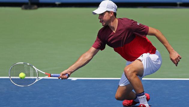 Thiem bei US Open zum Auftakt gegen Australier (Bild: GEPA)