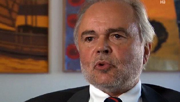 Rechtsexperte Paul Degott (Bild: Screenshot/Sat.1)