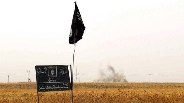 Der IS befindet sich im Norden Iraks auf dem R�ckzug. (Bild: APA/AFP/MARWAN IBRAHIM)