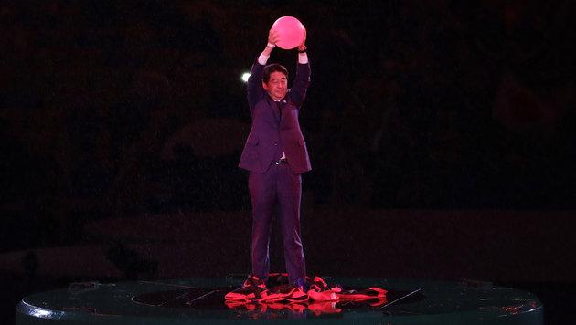Shinzo Abe (Bild: AP)