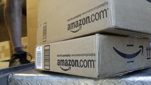 Ware retourniert: Amazon zierte sich bei Zahlung (Bild: AP)
