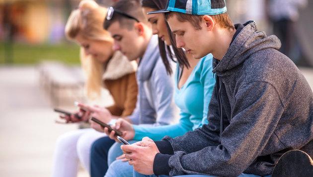 Zerstört das Smartphone eine ganze Generation? (Bild: thinkstockphotos.de)