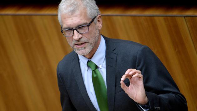 Harald Walser (Bild: APA/ROLAND SCHLAGER)