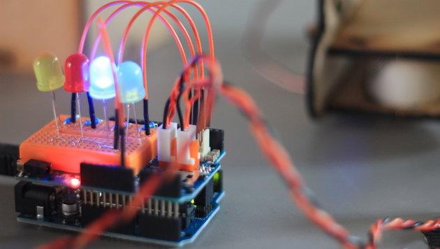 """Maker"": Wie Elektronik-Tüftler die Welt verändern (Bild: flickr.com/teleyinex)"