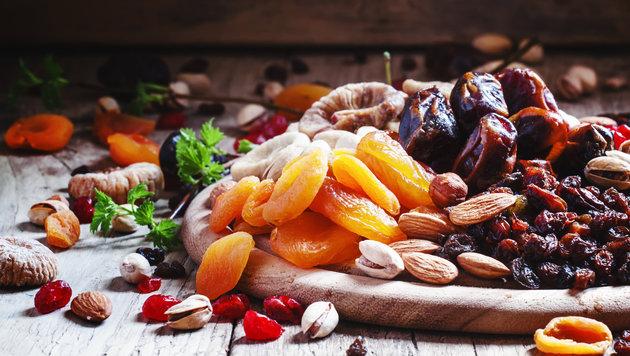 So naschen Ihre Kinder gesund und vitaminreich (Bild: thinkstockphotos.de)