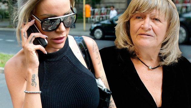 """""""Urteil gegen Gina-Lisa Lohfink ist ein Skandal"""" (Bild: APA/AFP/dpa/JORG CARSTENSEN, dpa/Henning Kaiser)"""