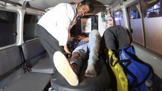 Kabul: 16 Tote bei Angriff auf US-Universität (Bild: AP)