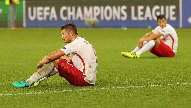 Bleibt Oscar Garcia Salzburg-Trainer? (Bild: APA/KRUGFOTO)