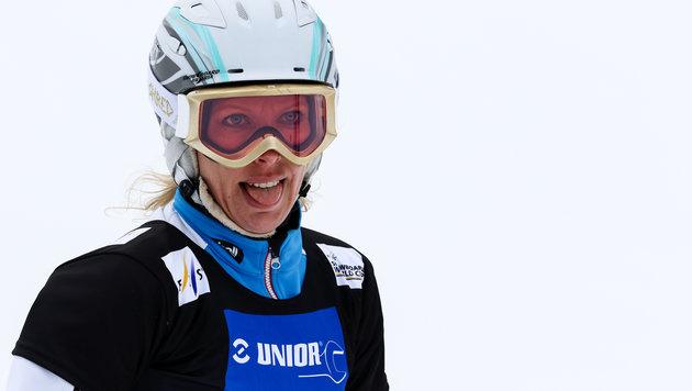 Ex-Weltmeisterin Marion Kreiner beendet Karriere (Bild: GEPA)
