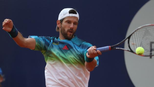 US Open: J. Melzer gewinnt in erster Quali-Runde (Bild: GEPA)
