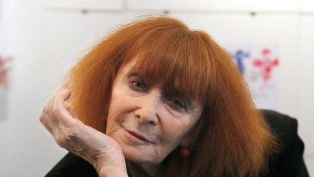 Modeschöpferin Sonia Rykiel 86-jährig verstorben (Bild: AFP or licensors)