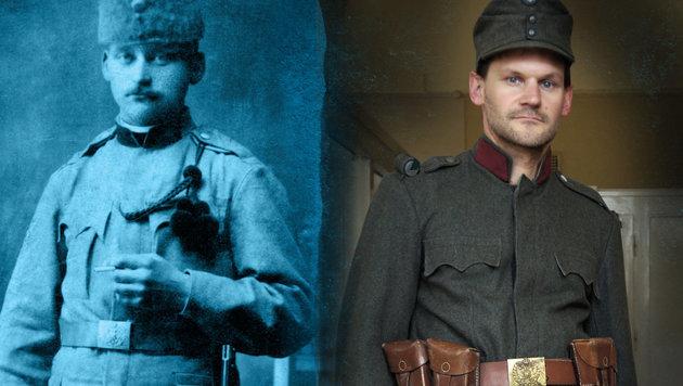 Tagebücher des Weltkriegs: Bewegendes Doku-Drama (Bild: ORF)