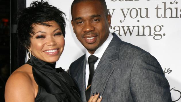 Duane Martin mit seiner Ehefrau Tisha Campbell-Martin (Bild: Viennareport)