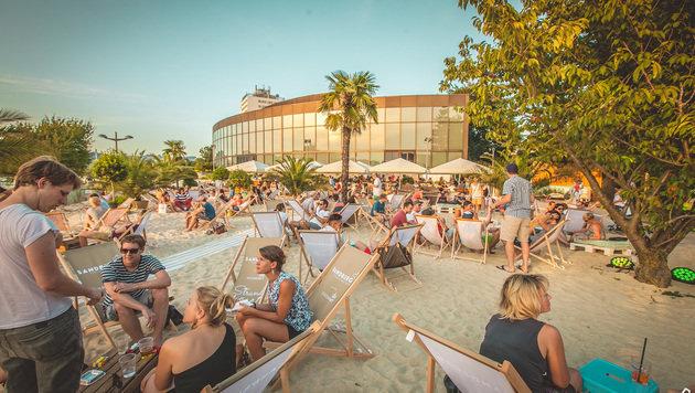 """Die Top 10 City-Beaches (Bild: Philipp Lipiarski / www.goodlifecrew.at)"""
