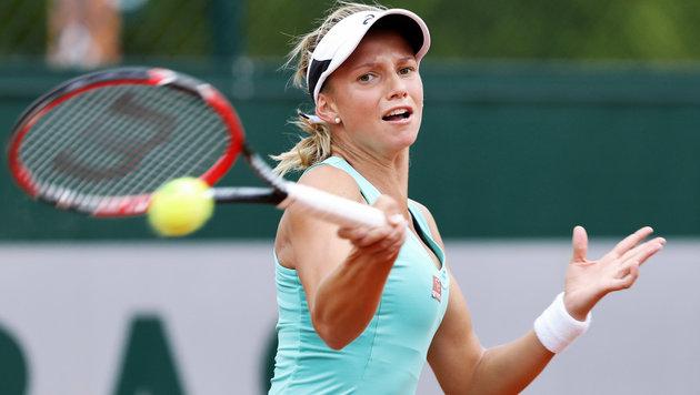 Barbara Haas schafft Qualifikation für US Open (Bild: GEPA)