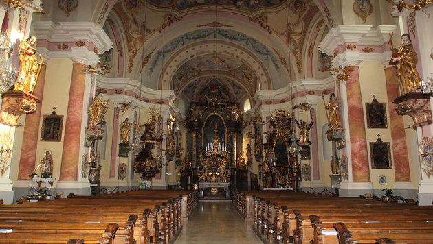 S�dsteiermark soll erste Basilika erhalten (Bild: Marcel Pail)